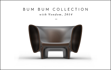 bum bum collection by eugeni quitllet