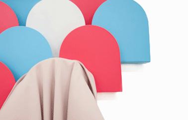 porte manteau Bark design by Louisa Kober