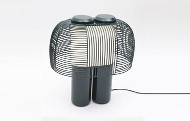 Joubba lamp design by Brichet Ziegler