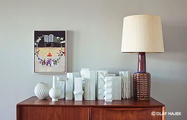ceramic design by Olaf Hajek