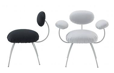 chaise Saint James design by Jean Nouvel