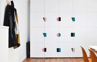 Experimentations door handle design by Leonard el Zein