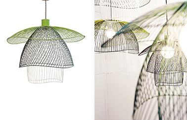 suspension Papillon design by Elise Fouin