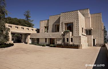 Enis House de Frank Lloyd
