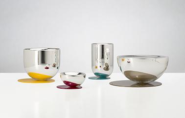 range of thermally Shadow design by Sebastian Bergne