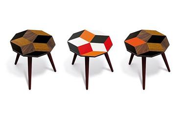 Penrose tables design by Ich&Kar