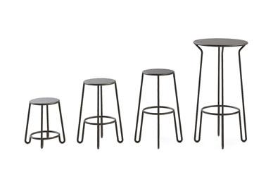 Huggy chair design by Antoine Lesur