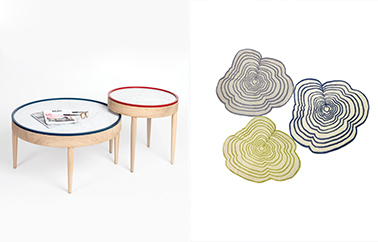 table basse Bouillote design by Elise Fouin