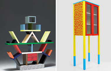 furniture design by memphis