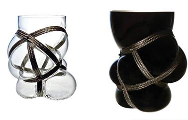 Xtreme glass design by Vanessa Mitrani