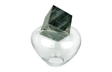 Gravity Cube sculpture design by Vanessa Mitrani