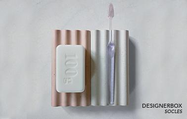 accessoire en béton Socles design by Label Famille