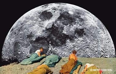 moon de Beth Hoeckel
