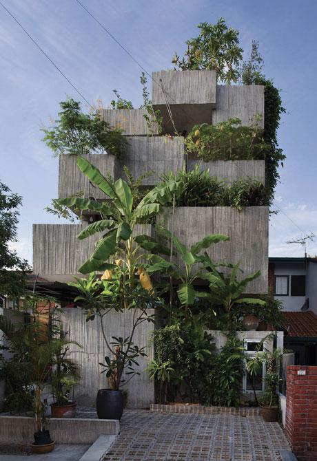 House for trees VTN Architect Ho Chi Minh City - Vietnam
