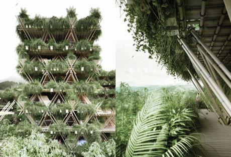 Rising Cannes Pavillon Panda Architecture Pekin