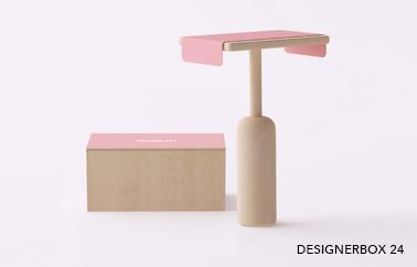 NAPA bedside table design by Bina Baitel