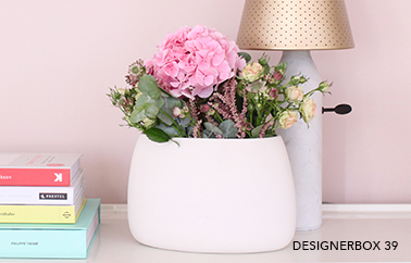 vase Lily design by Louisa Kober