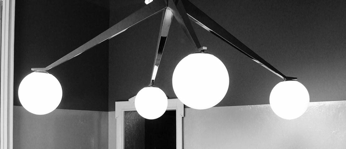 Tendance Deco En Orbite Avec Une Decoration Cosmique