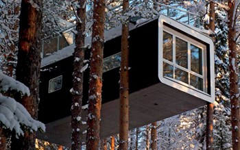 Highly perched nature spots in Sweden