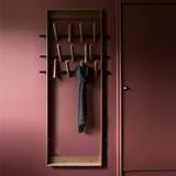 COAT FRAME hangers - black 3
