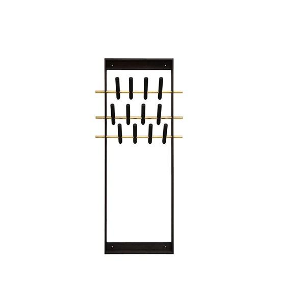 COAT FRAME hangers - black - Design : We do wood
