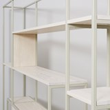 Shelf CELESTE pebble grey 6