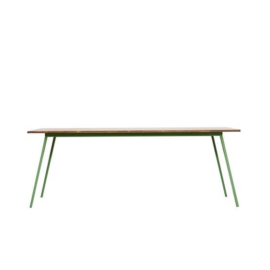 Table VALKENBURG OAK  - vert réséda - Design : JOHANENLIES