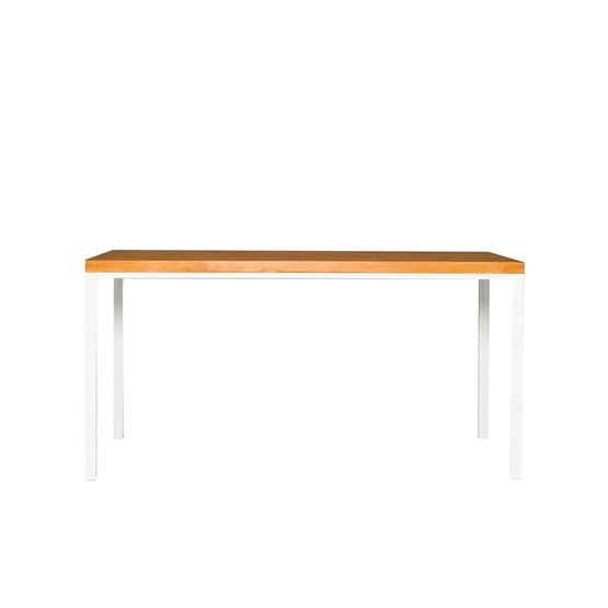 Table SIMPELVELD - blanc - Design : JOHANENLIES