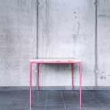 SIMPELVELD table - pink 5