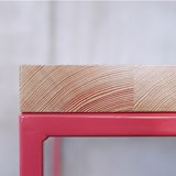 SIMPELVELD table - pink 7