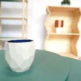 Tasse à café POLIGON - bleu 3