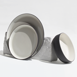 Set de table, 18 pièces | gris anthracite 6