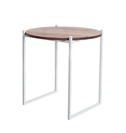 Table d'appoint LULU - noyer
