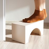 Step Stool - Bisque 3