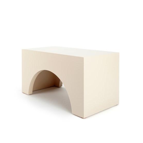 Tabouret STEP - beige - Design : Murmull