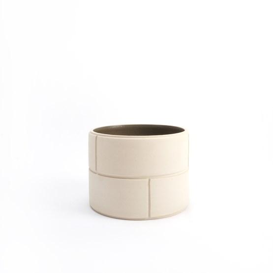 Pot CERAMIC - vert  - Design : Murmull