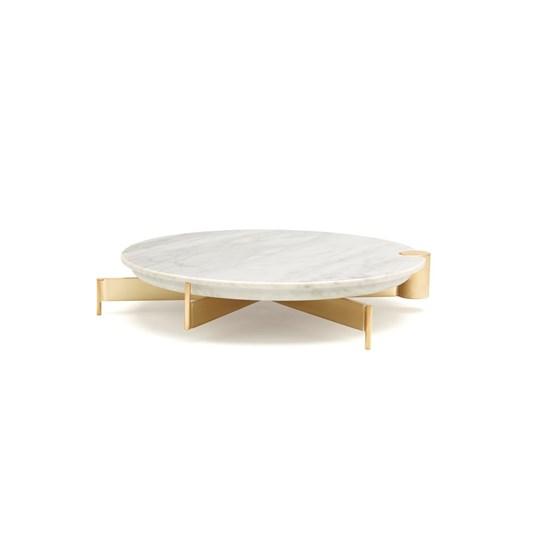 Support à gâteau en marbre T4  - Design : Grace Souky