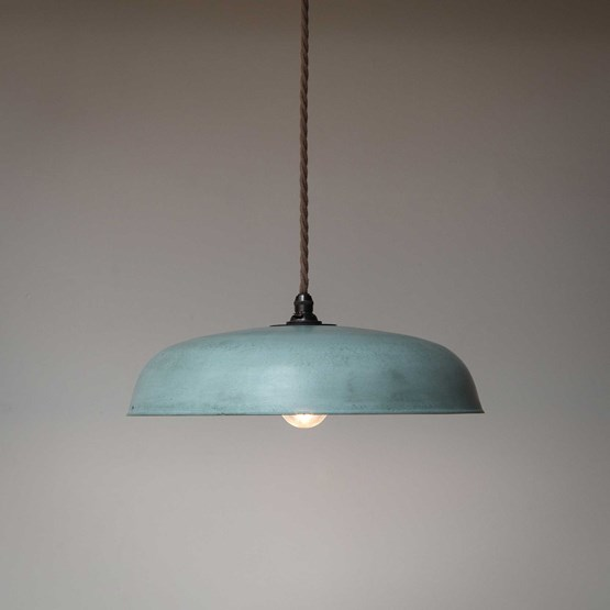 Suspension DUNE - bleu - Design : Tim Walker Studio
