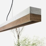 Rectangular Pendant Light [C]nut  5