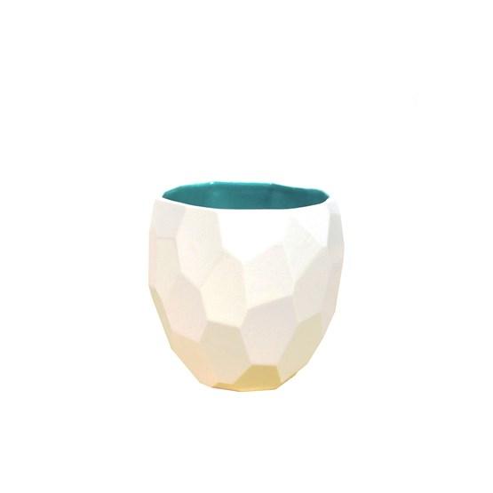 POLIGON Coffee Cup - green - Design : Studio Lorier