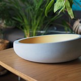 BRUT Trinket bowl  - Cream gold 5