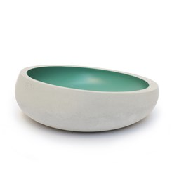 BRUT Trinket bowl - Beryl green