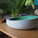 BRUT Trinket bowl - Beryl green 5