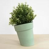 DISTORT Flowerpot - green 3