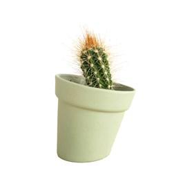 Pot de fleur DISTORT - vert