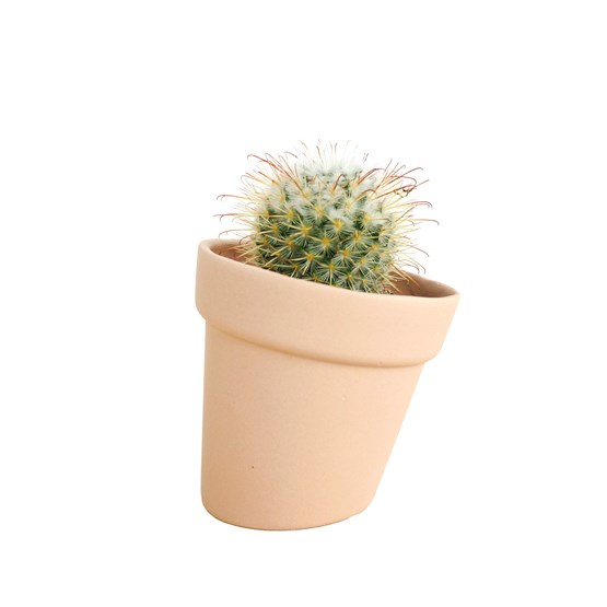 DISTORT Flowerpot - pink - Design : Studio Lorier
