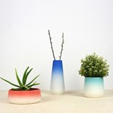 FLOWERTOP Vase - green 3