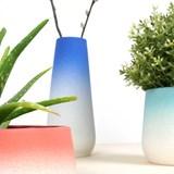 FLOWERTOP Vase - green 4