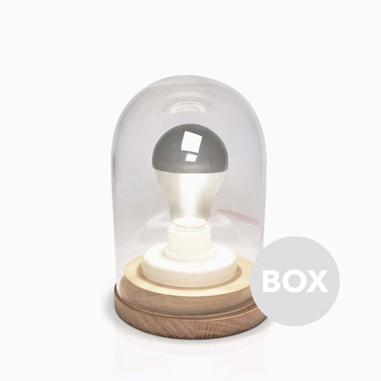 Lampe Cloche PRECIEUSE - Box 28 - Design : Gesa Hansen