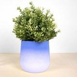 FLOWERTOP flowerpot - blue 4